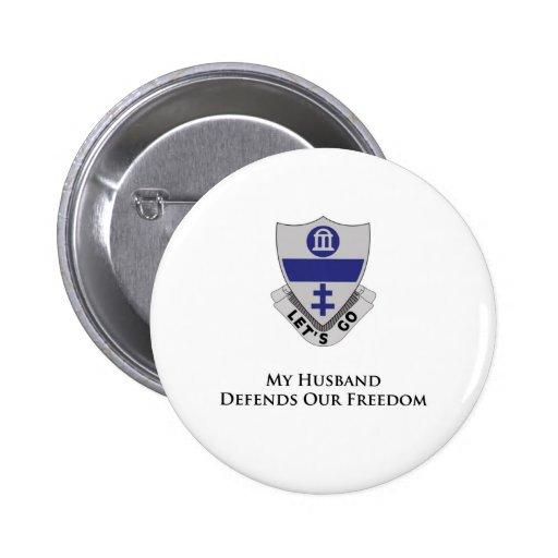 325th Parachute Infantry Regiment Button
