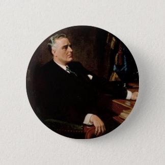 32 Franklin D. Roosevelt 2 Inch Round Button