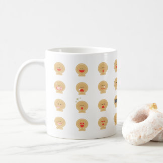 32 Ginger Bread Emojis Mug