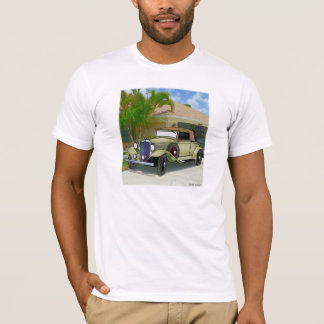 32 Plymouth Convertible in the Florida Sun T-Shirt