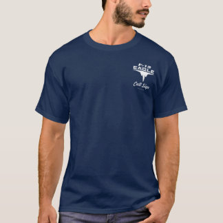32 TFS High Tech Eagle - (dark color) T-Shirt