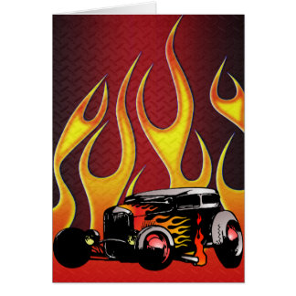 330 Hot Rod Color Variante 2 Card