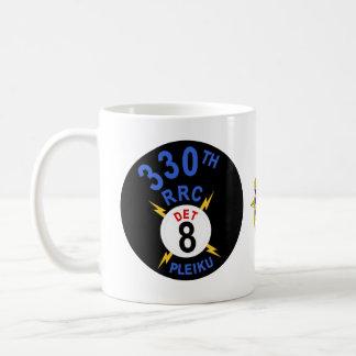 330th RRC - Det 8 Pleiku - ASA Vietnam Veteran Coffee Mug