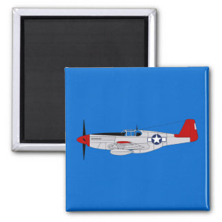 332nd Fighter Group Fridge Magnets