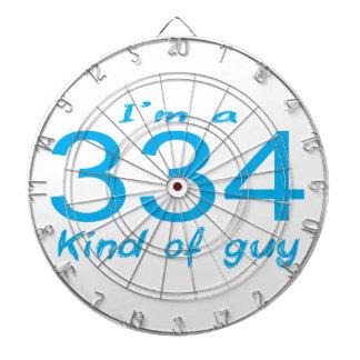 334 GUY DARTBOARD