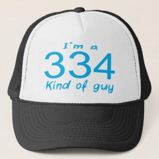 334 GUY TRUCKER HAT