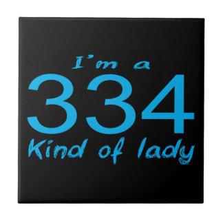 334 LADY TILES