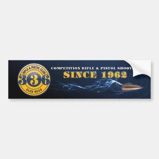 336 Since 1962 Bumper Sticker Car Bumper Sticker