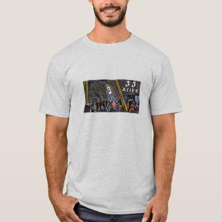 33 Chile Survivers. T-Shirt
