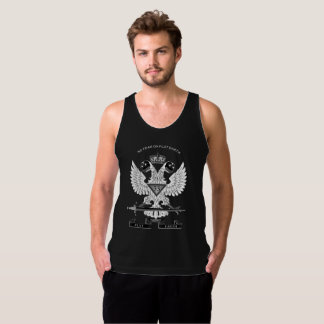 33 Degree Double Headed #FEPE NFOFE Tank Top