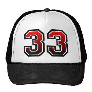 33 TRUCKER HAT