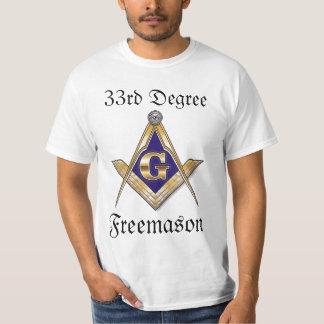 33rd Degree Freemason T-Shirt