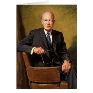 34 Dwight D. Eisenhower Card