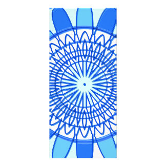 34 Graphic Chakra style Prints Rack Card