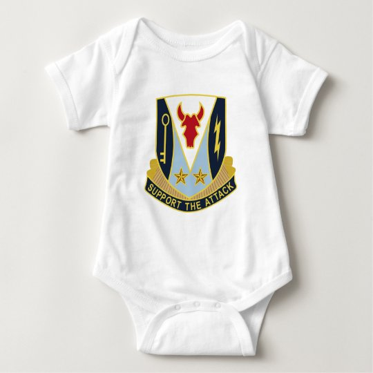 34th Infantry Division Special Troops Battalion Baby Bodysuit