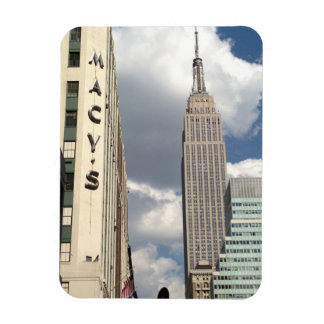 34th Street Empire State Building Manhattan NYC Magnet