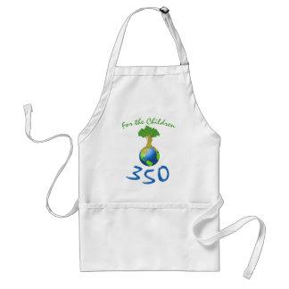 350 for the children standard apron