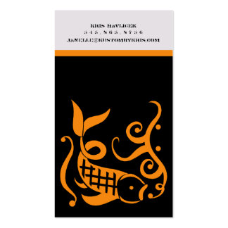 350ml [orange] Business Cards