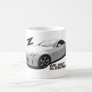 350Z Aint sleeping Coffee Mug