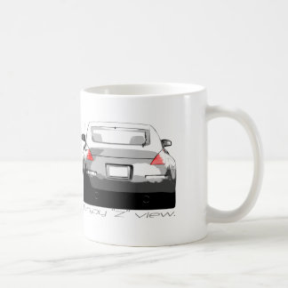 "350Z ""Enjoytheview."" Coffee Mug"