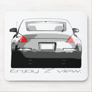 "350Z ""Enjoytheview."" Mouse Pad"