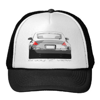 "350Z ""Enjoytheview."" Trucker Hat"