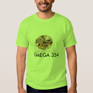 354, OMEGA 354 T SHIRT