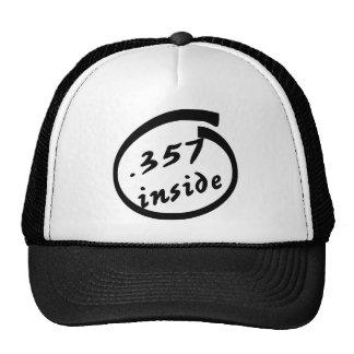 .357 Inside Trucker Hat
