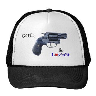 357 magnum hat