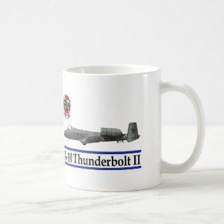 358th Fighter Squadron A-10 Thunderbolt Coffee Mug