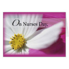 3598 Nurses Day Pink Card