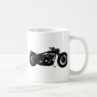 359 Bobber Bike Classic White Coffee Mug