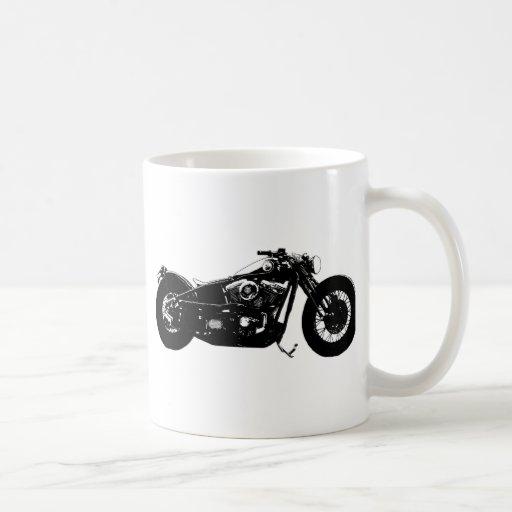 359 Bobber Bike Coffee Mugs