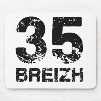 35 Breizh Mouse Pad