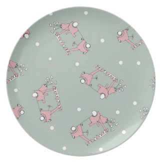 35) Golf Design from Tony Fernandes Plate