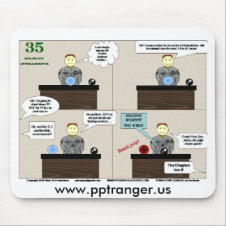 35 MI, www.pptranger.us Mouse Pad