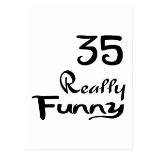 35 Really Funny Birthday Designs Postcard
