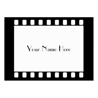 35mm Film, Your Name Here Business Card