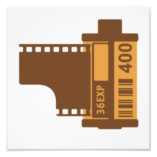 35mm SLR Camera Film Photographic Print