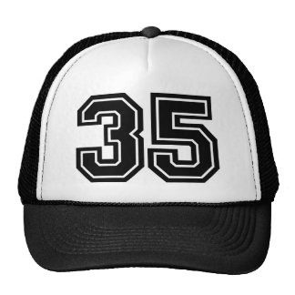 35th Birthday Classic Trucker Hat