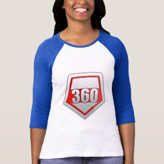 360 Blue Ladies t-SHIRT