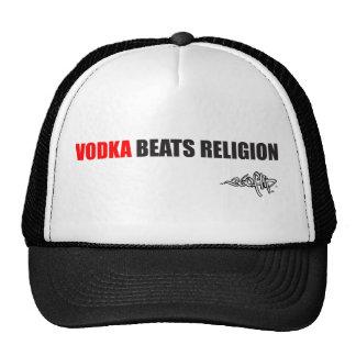 360flip Vodka Beats Religion Cap Trucker Hats