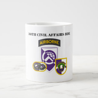 360TH CIVIL AFFAIRS BRIGADE JUMBO MUG