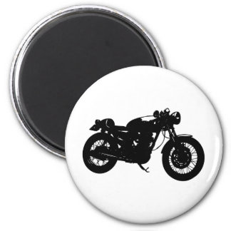 361 Cafe Racer 2 Inch Round Magnet