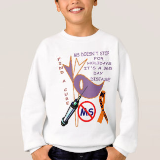 365 DAYS CURE MS SWEATSHIRT
