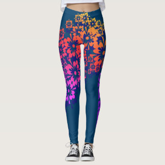 365 Days of Yoga. Day 57. #Spring Leggings