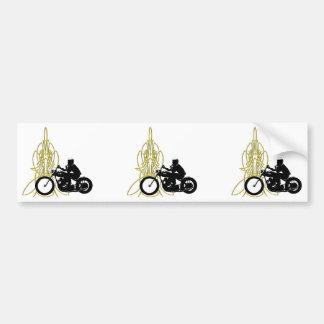 365 Vintage Rider Bumper Sticker