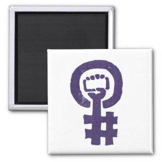 #365FeministSelfie Magnet
