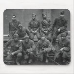 369th New York National Guard Harlem Hellfighters Mousepads