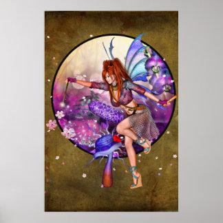 "36"" x 24"" Glykeria Efrosyni ~Sweet Joy~ Poster"